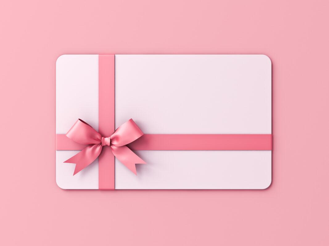 gi et gavekort til den som har alt